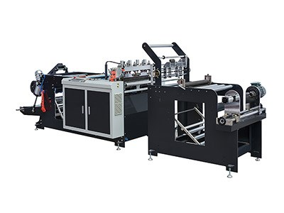 620 SINGLE LINE ROLL BAG MAKING MACHINE(CHANGE ROLL BY HAND)
